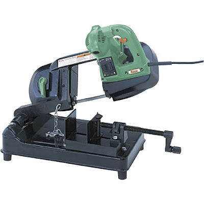 harbor freight bandsaw stand. cutting with a table under these conditions is hazardous, and this type of modification should not be attempted. harbor freight bandsaw stand t