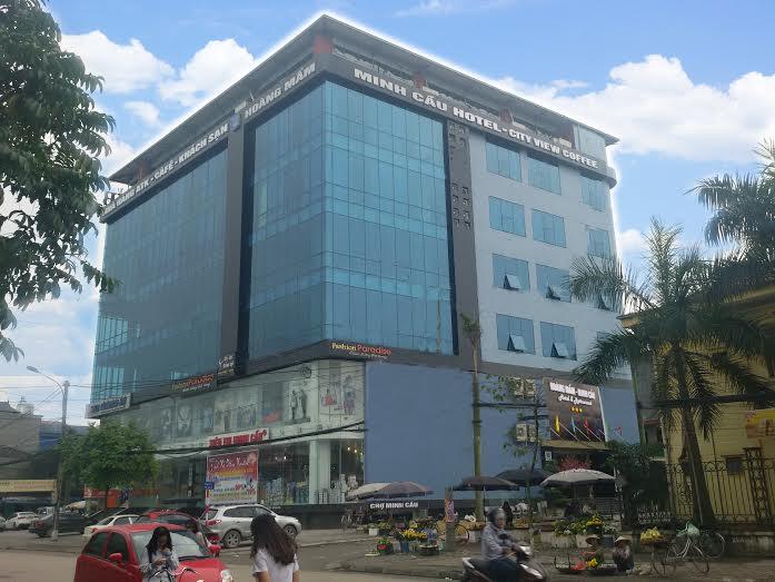 Khách sạn trung tâm thành phố Thái Nguyên