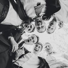 Wedding photographer Yulya Nikolskaya (Juliamore). Photo of 23.08.2017