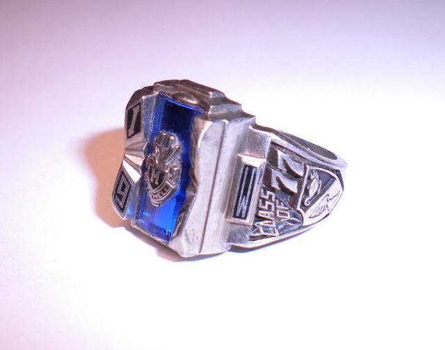 Jostens K White Gold Class Ring Value