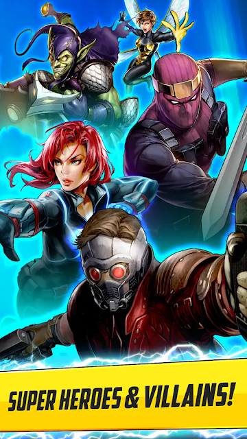 Marvel Battle Lines - Çok Kötü Olmuş