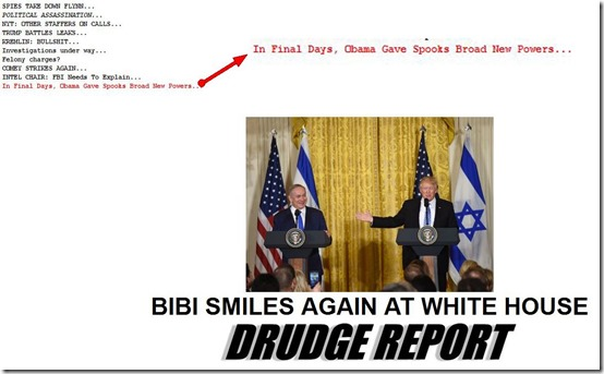 drudge spooks headline