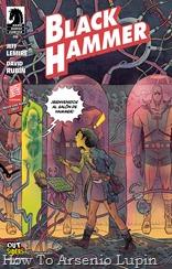 Black Hammer 012-000