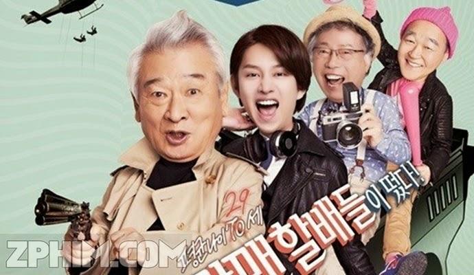 Ảnh trong phim Đội Điều Tra Đẹp Lão - Grandpas Over Flowers Investigation Team 1