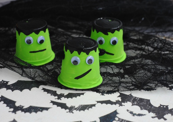 Frankenstein upcycled Kcups