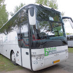 Vanhool van Brabant Expres bus 123