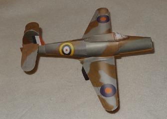 1941 Gloster E28-39