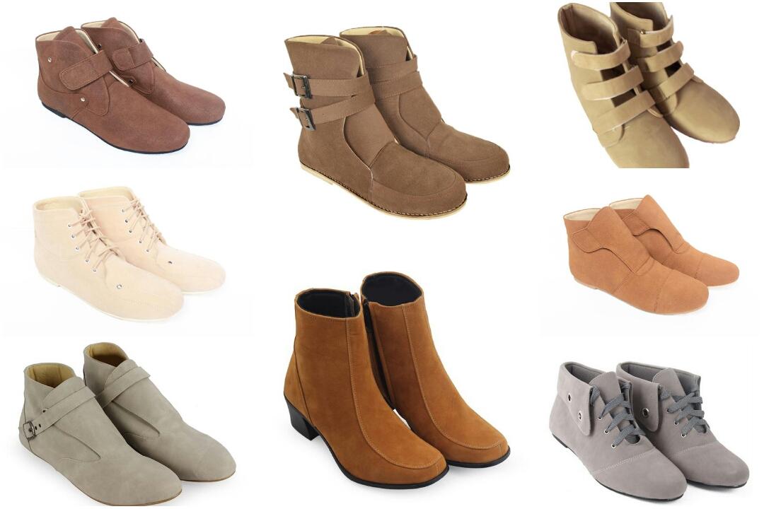 Merawat Sepatu Boots Berbahan Suede Ternyata Mudah  223a41fe96