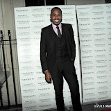 WWW.ENTSIMAGES.COM - Ben Ofoedu  arriving at  Very First To Awards  5 Cavendish Square London January 9th 2013                                                      Photo Mobis Photos/OIC 0203 174 1069
