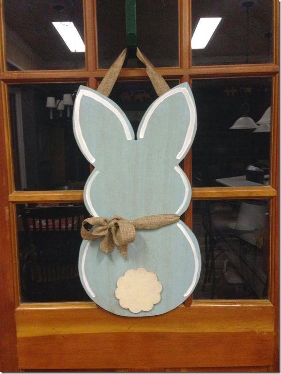 coelho pascoa decoração1