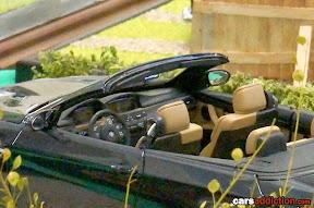 1:18 BMW M3 interior