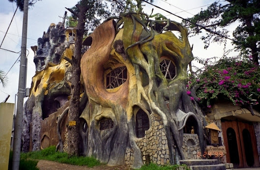 9 Lovely Earth Nature Homes