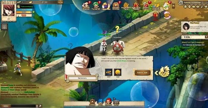 Best One Piece Games Online