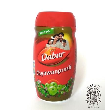 Дієтична добавка DABUR CHYWANPRASH Чаванпраш