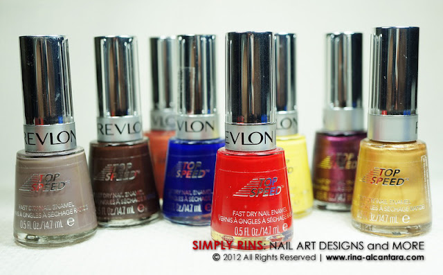 Revlon Top Speed