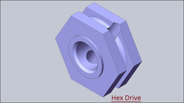 Hex Drive