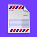 Computer Repair Invoice icon