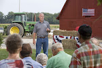 Gary Forby, IL Dem. St.Senate candiate 59th Dist. 8/28/08 downstate.