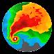 天気予報&ライブ気象レーダー