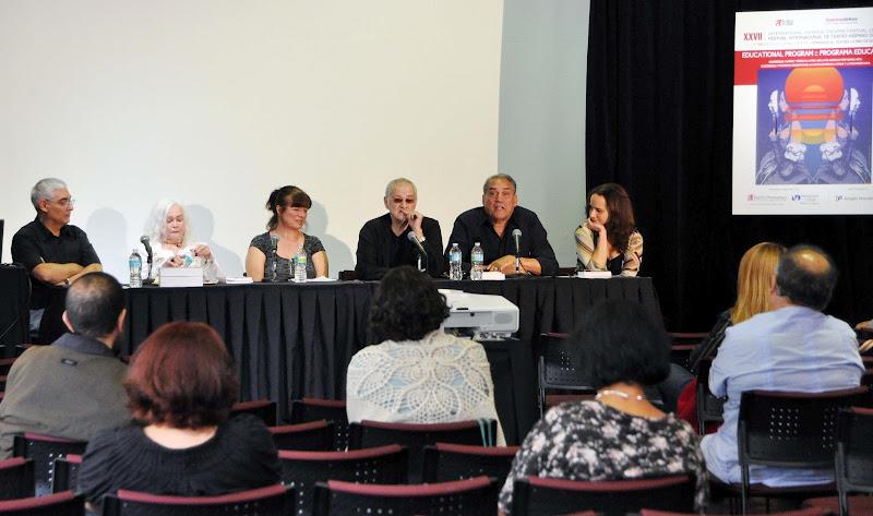 XXVII Festival Internacional de Teatro Hispano de Miami. Homenaje al Teatro Latino de EE.UU.
