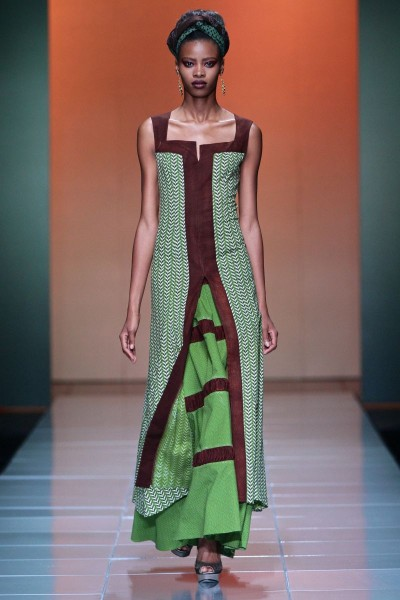 Shweshwe Dresses Styles For African Woman 6