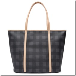 02 - WOOLRICH BUFFALO TOTE BAG