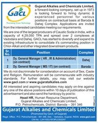 GACL Career 2020 www.jobs2020.in