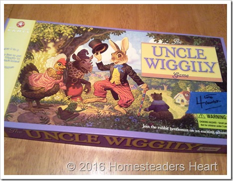 Homesteader S Heart Uncle Wiggly
