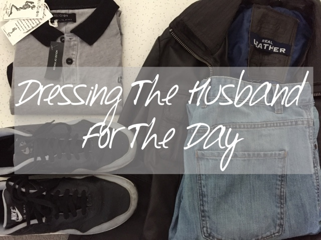dressing the husband