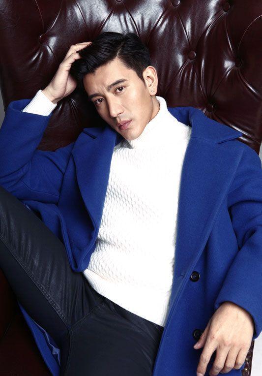 Purba Rgyal / Pu Bajia China Actor