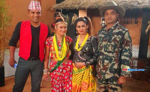 Gham Layo Sitalu Bhayo by Pashupati Sharma & Ramila Neupane HD