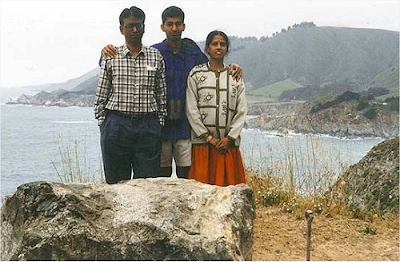 Sundar Pichai Family परिवार