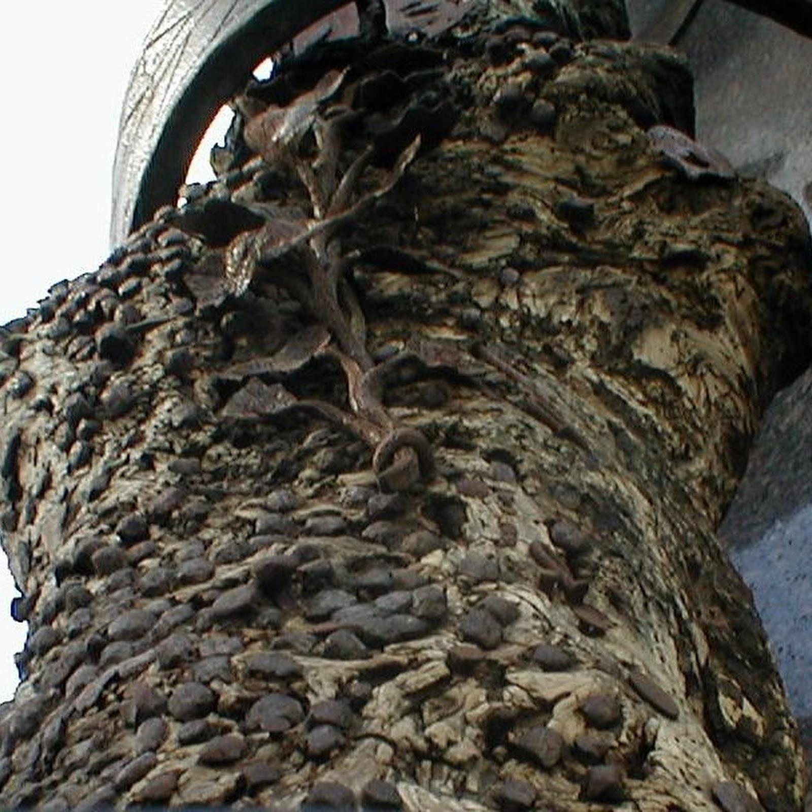 Stock im Eisen: Vienna's Nail Tree