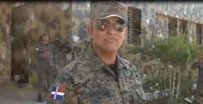 Designan nuevo comandante del Ejército en Dajabón, tras reforzamiento en la frontera