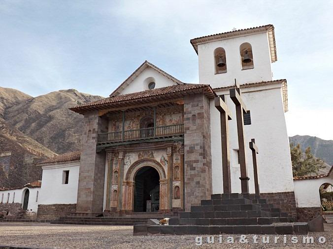 Igreja de São Pedro Apóstolo Andahuayillas