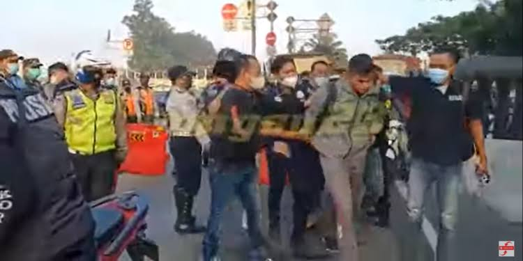 Habiburokhman Minta Polisi yang Ngomong 'Kamu Paspampres Memang Kenapa' Dihukum