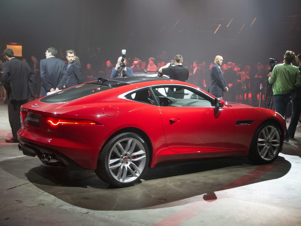 Jaguar F-Type Coupe 11