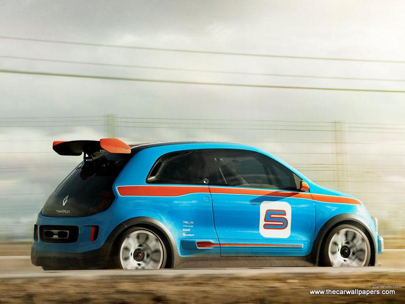 Renault TwinRun Concept 2013