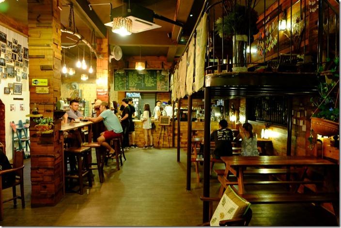 October Café Jalan K Byp Kota Kinabalu