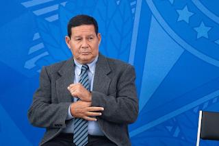 """Mourão garante: """"Eleições serão realizadas"""""""