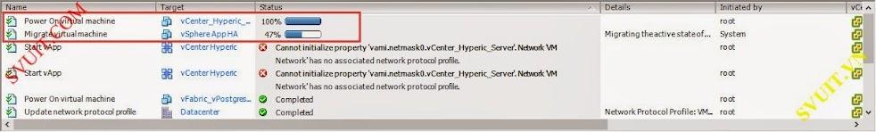 install VMware vSphere App HA 18