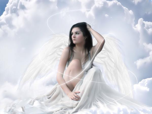 Holy Angel On Heavens, Angels 3
