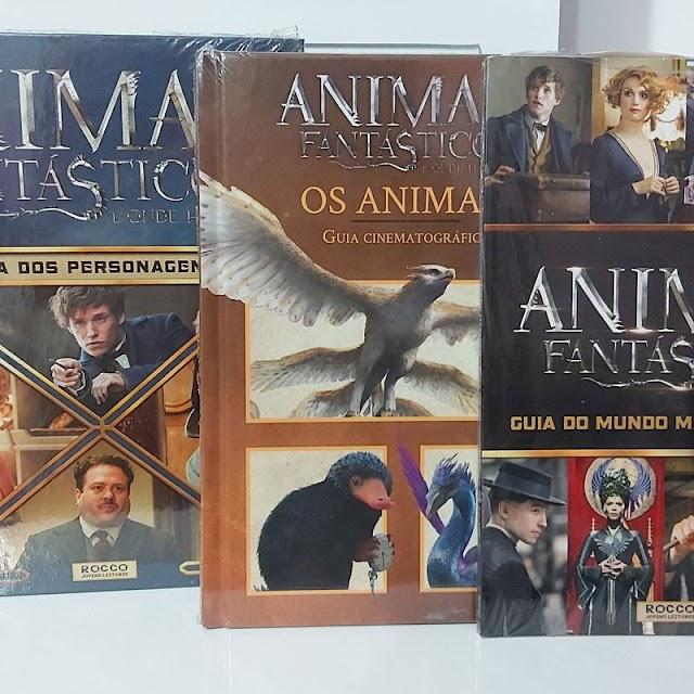 Livros Animais Fantásticos em Promoção