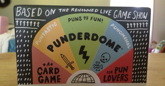 The Proverbs31 Mama: Punderdome Card Game Review