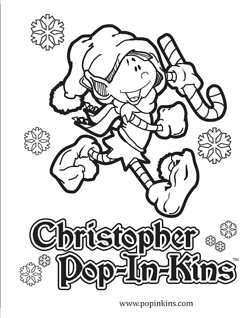 Coloring Page   Cartoon Pop Coloring Pages