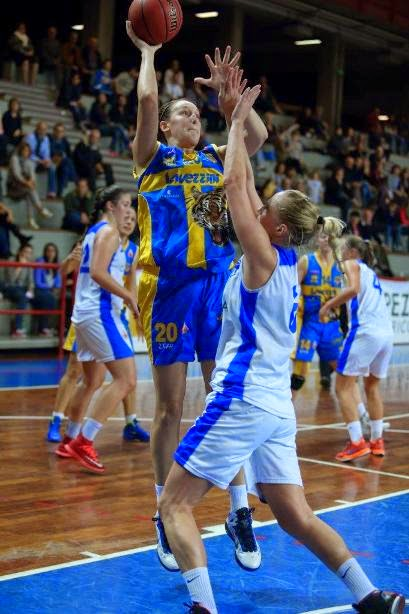Carispezia - Lavezzini Basket Parma 50 a 67 (20-41)