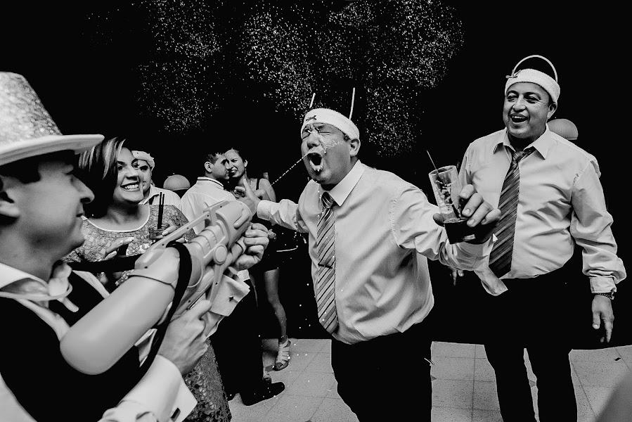 Fotógrafo de bodas Marcos Llanos (marcosllanos). Foto del 01.11.2016