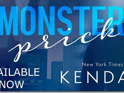 New Release: Monster Prick by Kendall Ryan + Excerpt