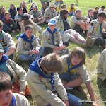 Intercamp 2009: Montag: Verabschiedung