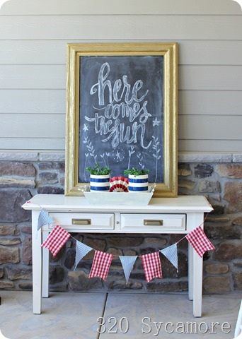 patriotic porch 4th of july ideas